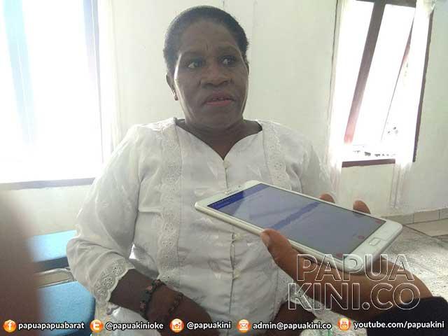Ketua DPRD Manokwari Pesan Perempuan Arfak Harus Bersatu