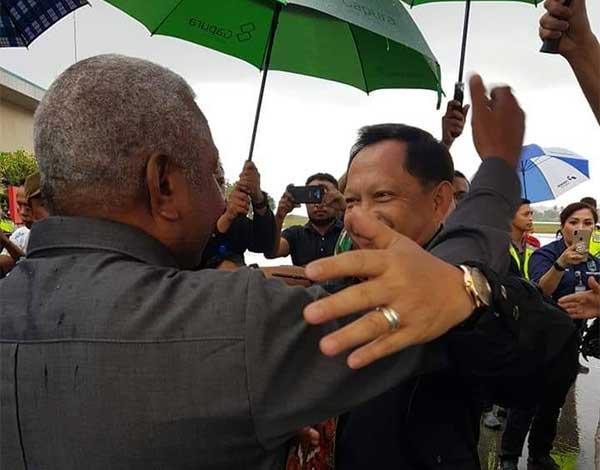 RUU Otsus Papua Prioritas Program Legislasi Nasional 2020