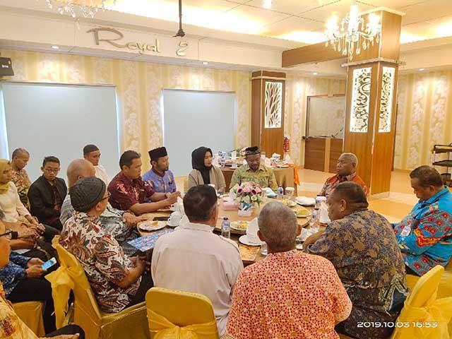 Silaturahim Dengan Gubernur Papua Barat, MUI Sampaikan Berbagai Program