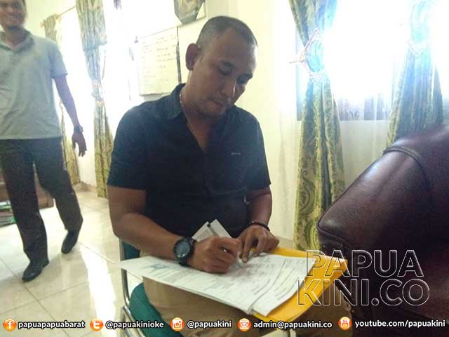 Oknum PPNS Tersangka Pungli Depot Air Minum Dilimpahkan Ke Jaksa