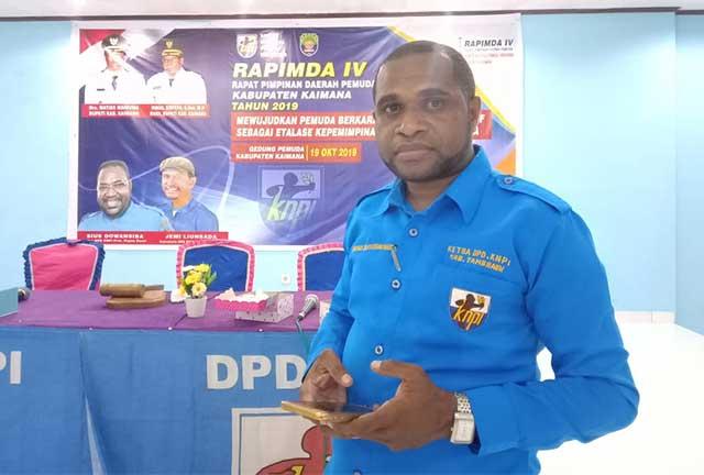 Baru Tiga Kabupaten di Papua Barat Gelar Rapimda dan Musda KNPI