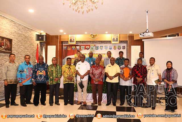 Rekomendasi Papua Barat untuk Presiden Meluas