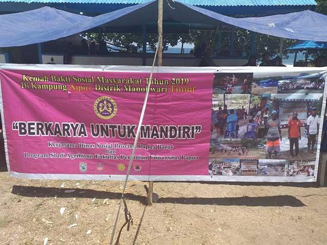 Agribisnis Faperta Unipa Harap Aipiri Bisa Jadi Kampung Binaan