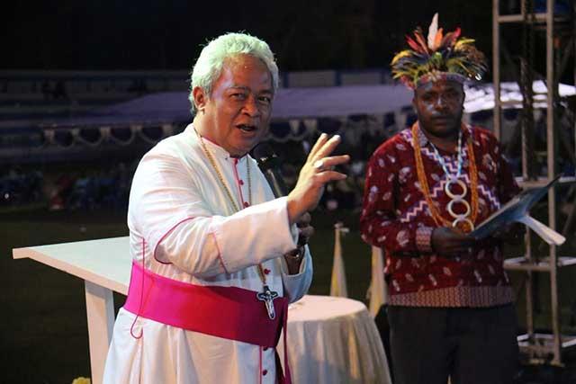 Gubernur: Umat Katolik Cetak Sejarah Papua Barat Lewat Pesparani