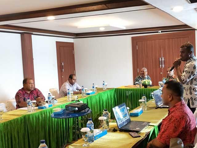 Dinsos Papua Barat Bangun Lagi 64 Los Jualan di 5 Lokasi