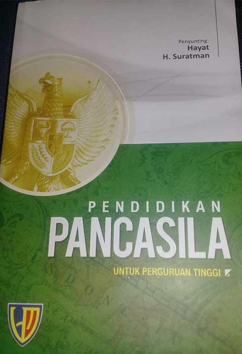 Resensi Buku Pendidikan Pancasila