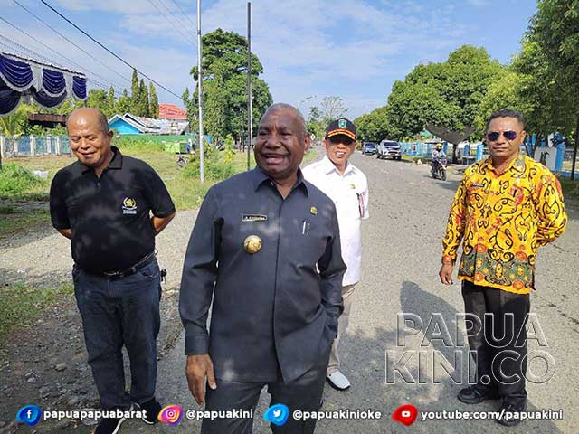 Gubernur Papua Barat: 1 Desember Aman, Masyarakat Aktivitas Biasa