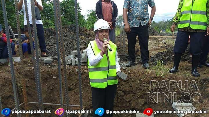 Rusunawa Ponpes Hidayatullah Manokwari Kapasitas 88 Santri