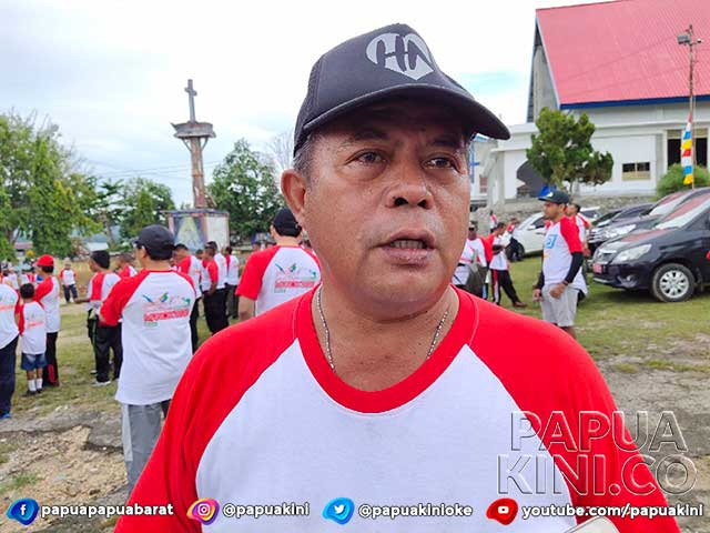 Makanan Pesta Rakyat HUT ke-121 Manokwari Bakal Ikut Gaya Presiden