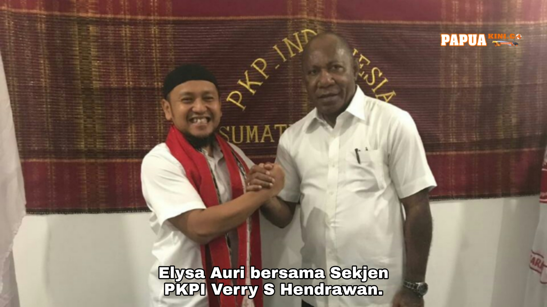 Perindo dan PKPI Bentuk Koalisi Dukung Elysa Auri di Pilkada Wondama