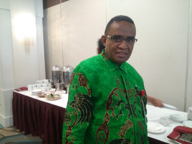 Yulianus Thebu: Kabupaten/Kota Juga Harus Punya Perda Pembangunan Berkelanjutan