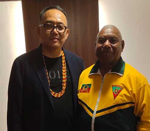 Investor China Janji Tindaklanjuti Hasil Pertemuan Dengan Gubernur Papua Barat