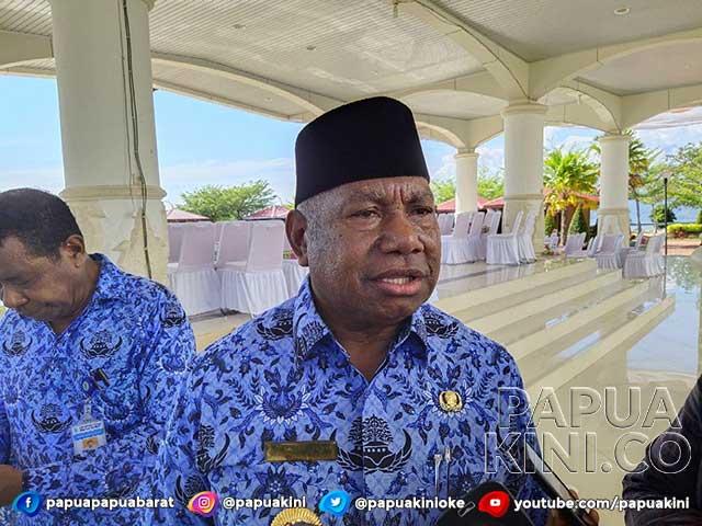 SK Pejabat Sekda Maybrat, Gubernur Duga Bupati Dikelabui Oknum Staf