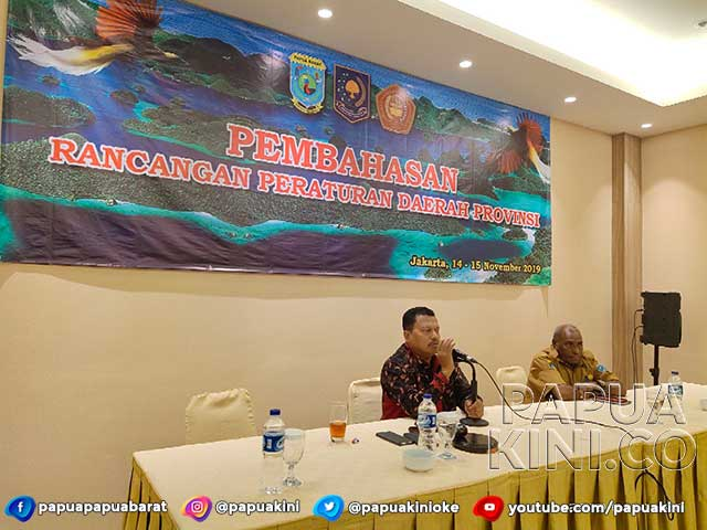 Biro Hukum Pemprov Papua Barat Siap Rampingkan Aturan