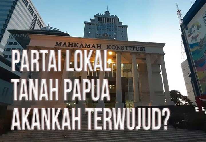 Ketua Perindo Papua Barat Imbau Dukungan Semua Pihak Agar Partai Lokal Terwujud