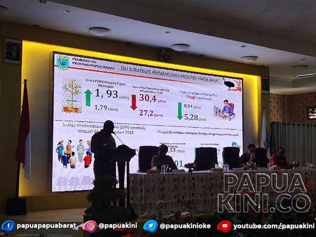 Gubernur Ajak Bupati/Walikota Usulkan ke Pusat Perpanjangan Dana Otsus