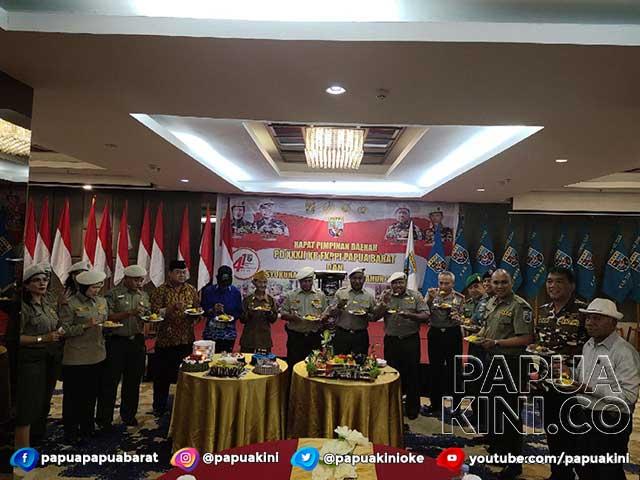 Gubernur Minta FKPPI Papua Barat Turut Jaga Keamanan