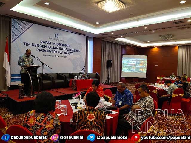Inflasi Papua Barat 2019 Diprediksi Menurun