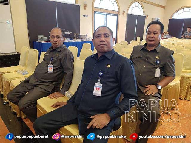 2020 Dinas Kominfo Papua Barat Jemput Data Sektoral di OPD-OPD