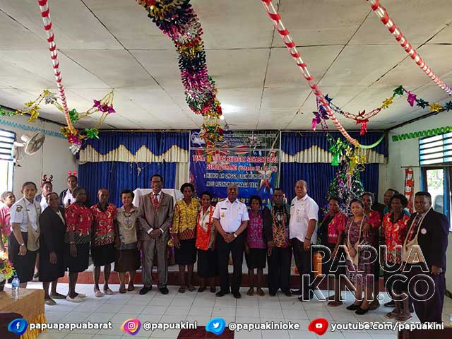 Gubernur Bantu Pribadi 20 Juta di Natal Gabungan Ikatan PW 11 Meyah