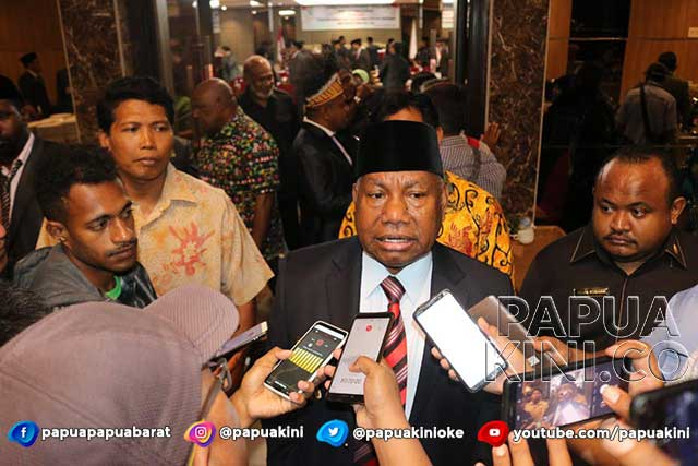 KUA-PPAS Papua Barat Belum Diserahkan, Pembahasan Bakal Ngebut