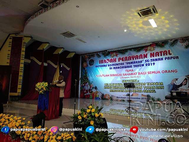 Kepala Suku Maybrat Manokwari Harap Ibadah Natal Bisa Digelar di Kampung Halaman