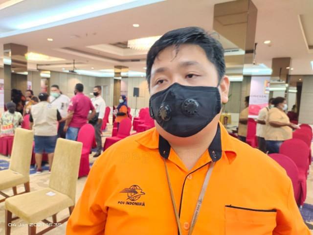 PT Pos Indonesia Manokwari Siap Salurkan BST 789 Penerima