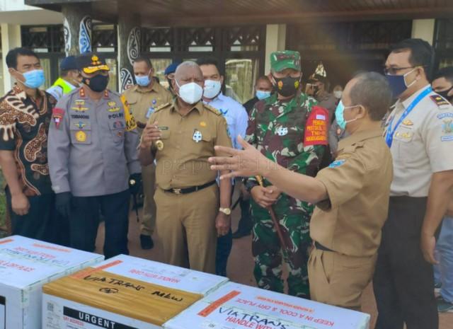 9.047 Tenaga Kesehatan Papua Barat Daftar Vaksinasi Covid-19