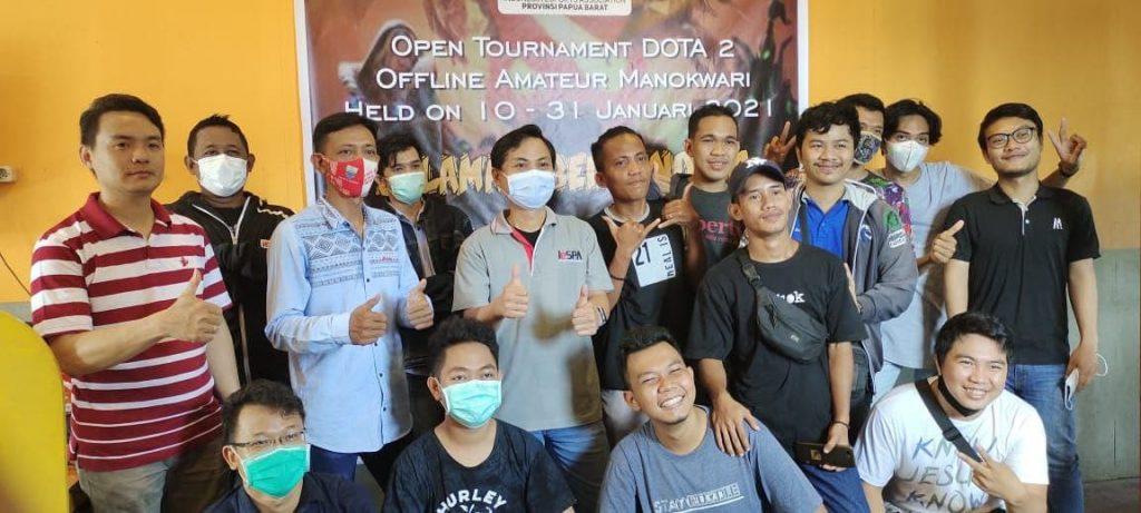 IESPA Papua Barat Gelar Kompetisi Dota 2