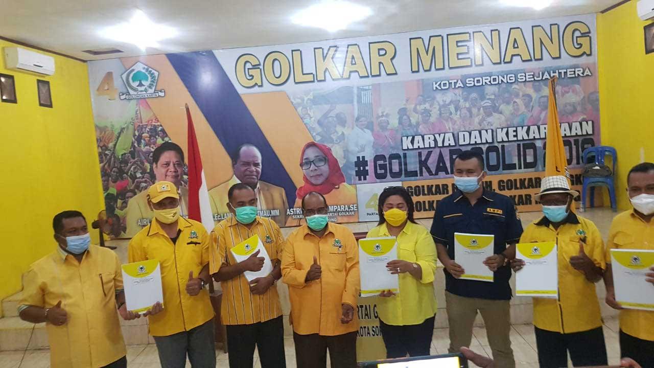 Mahkamah Golkar Batalkan Musda Papua Barat, Kader Apresiasi dan Dukung Airlangga Capres 2024
