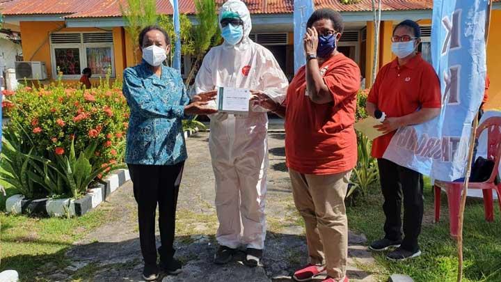 PKK Papua Barat Gelar Rapid Test Massal