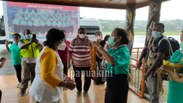 Pekan Depan Temu Konsilidasi Persekutuan Ibu Sara GKI SeTanah Papua