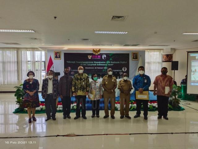 Gubernur Papua Barat Jadikan Kejati dan Kanwil Kumham Contoh Semangat Otsus
