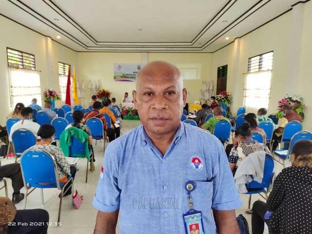 Papua Barat Siapkan Tim ke Peparnas XVI Papua