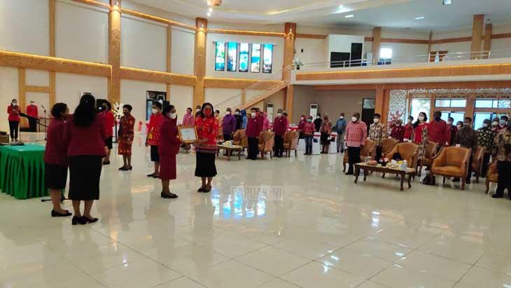 Ketua Dekranasda Papua Barat Ingatkan Tugas Ketua Dekranasda Kabupaten