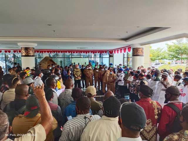 Kepala BKN Pusat Beri Penjelasan Langsung Soal 512 P3K Papua Barat