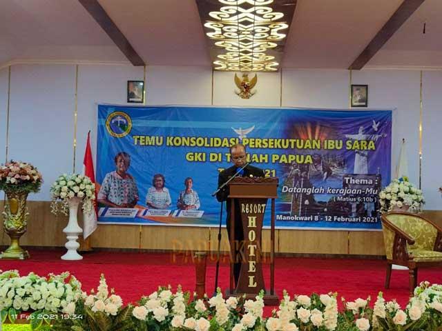 Kesaksian Staf Ahli Gubernur Papua Barat Pasca Sembuh Covid-19