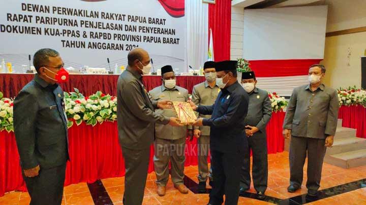 Belanja APBD Papua Barat 2021 7,757 Triliun