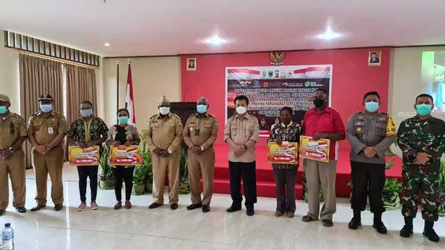Tuntas Bantuan Pemprov Papua Barat Untuk Fakfak dan Kaimana