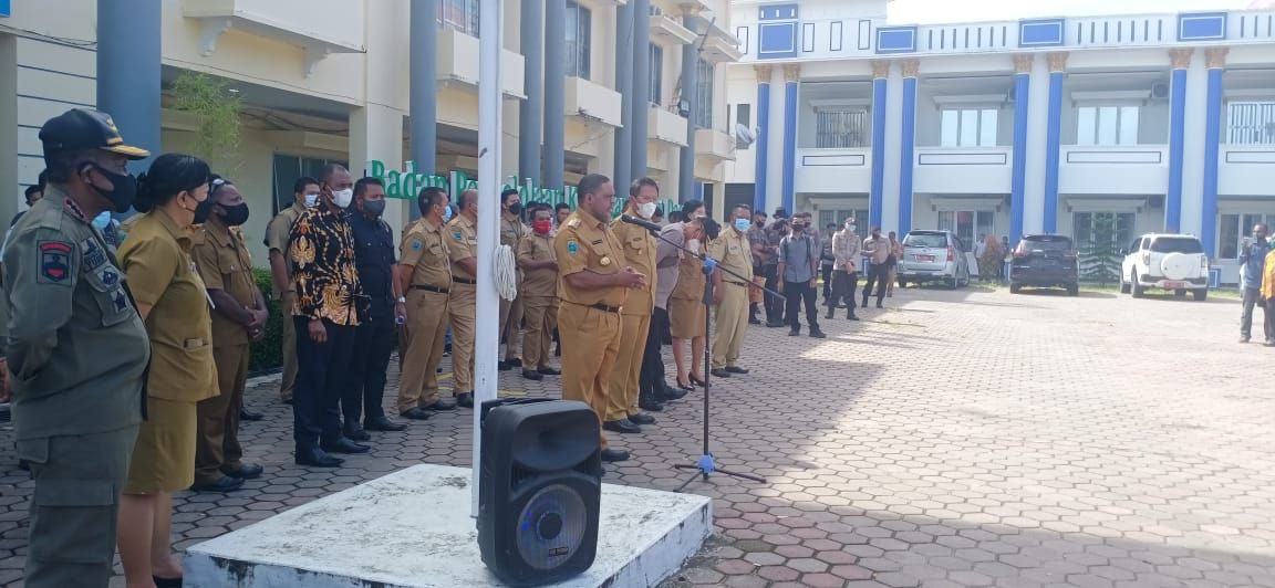 Bupati Manokwari Jawab Aspirasi CPNS 2018, Besok Pemberkasan