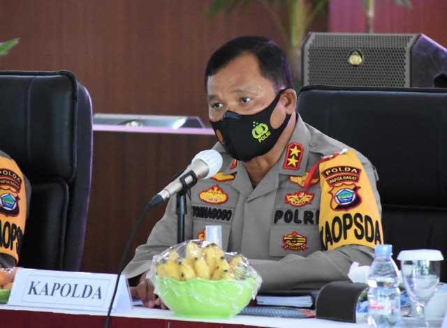 Kapolda Papua Barat Terima Kasih Masyarakat Jaga Manokwari Aman dan Kondusif