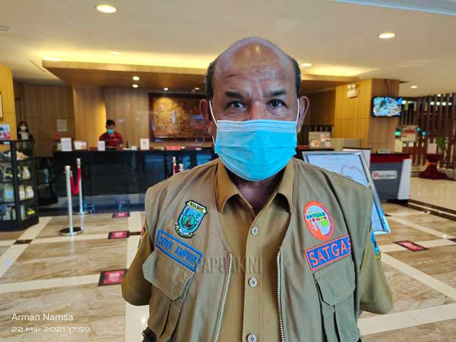 BPBD Papua Barat Latih 100 Relawan Covid-19 dan Penanganan Bencana