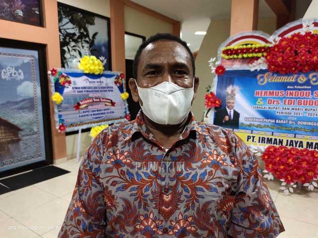 Karo Pemerintahan Papua Barat Benarkan Pelantikan Tahap II Bupati Medio April
