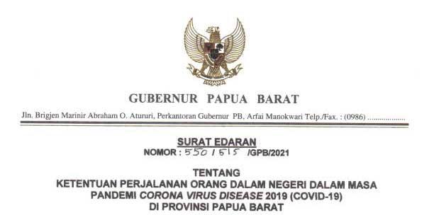 Papua Barat Wajibkan Anak Usia 5 Tahun Rapid Test Antigen