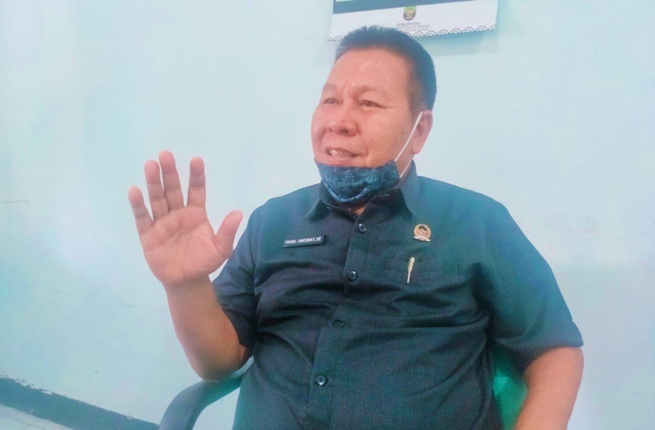 Rekomendasi DPRD Kaimana Dicuekin, Rapat RAPBD Ditunda