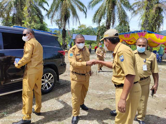 Gubernur Papua Barat Ingatkan Replanting Sawit Harus Berdayakan Masyarakat Sekitar