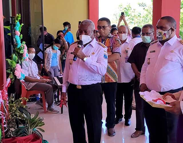 Gubernur Baru Dengar Tak Ada Bantuan Pemprov Papua Barat Untuk Kegiatan Keagaaman