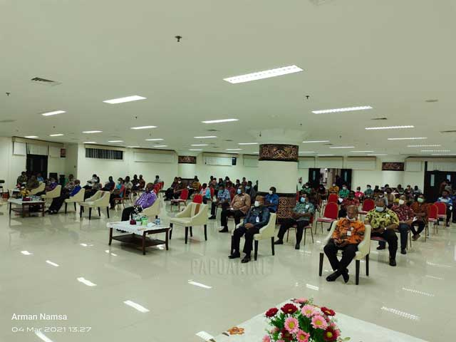 Tambrauw, Maybrat, Raja Ampat Sudah Tak Ada Lagi Positif Covid-19