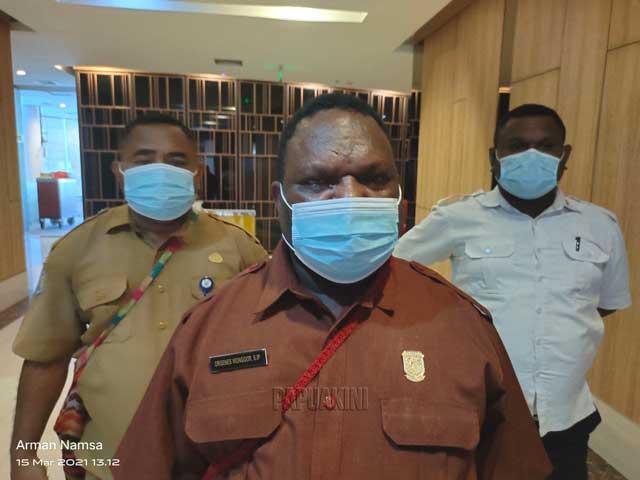 Ketua DPR Papua Barat Minta Semua Instansi Laksanakan Zona Integritas