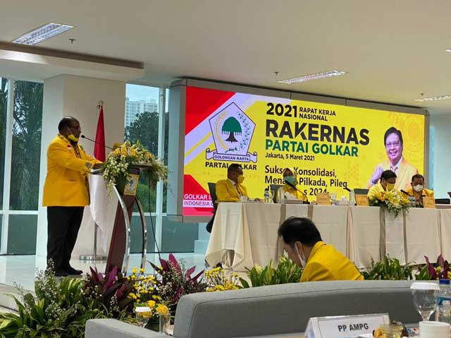 Golkar Ancang-ancang Bidik Kursi Gubernur Papua Barat